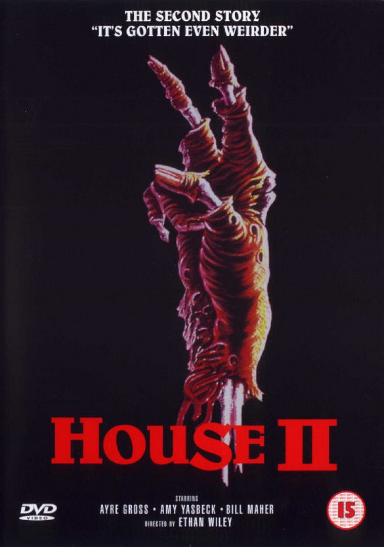 The Second Generation Of Supermodel Is Here Cindy: House 2: The Second Story « Cinema Midnight