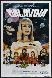 TRAILER TUESDAY: Galaxina and Star 80